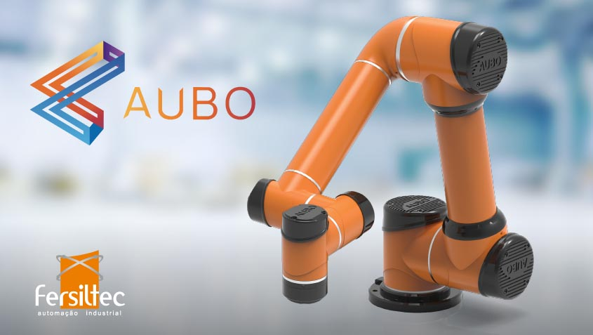 aubo i5 robo colaborativo da fersiltec