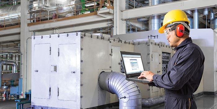 uso de ERP na manutenção industrial