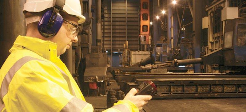 controlar e prevenir riscos ocupacionais na fábrica
