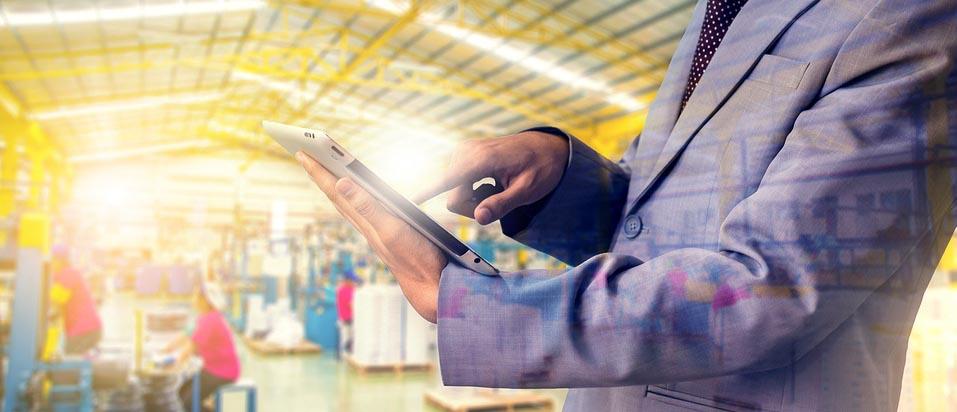 virtualização é um dos passos para implementar a indústria 4.0