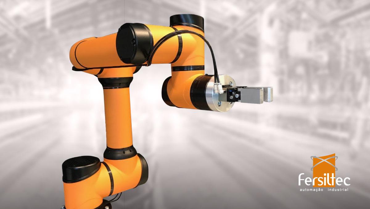 Robótica colaborativa industrial, Fersiltec.