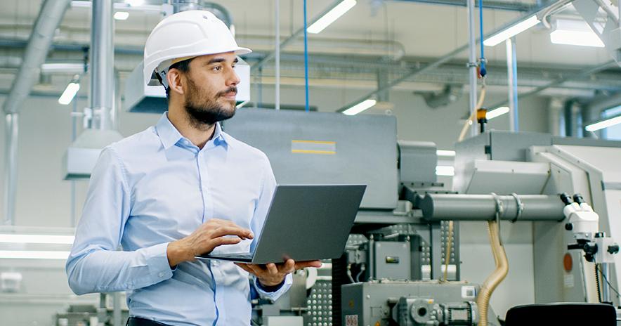 ganho de segurança em automação industrial