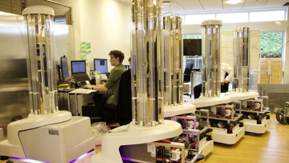 Como a robótica auxilia a medicina?