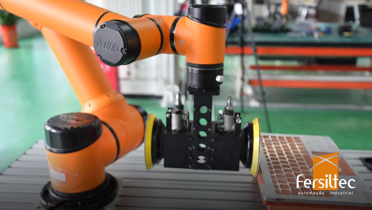 Novas tecnologias: por que não ignorar a robótica colaborativa